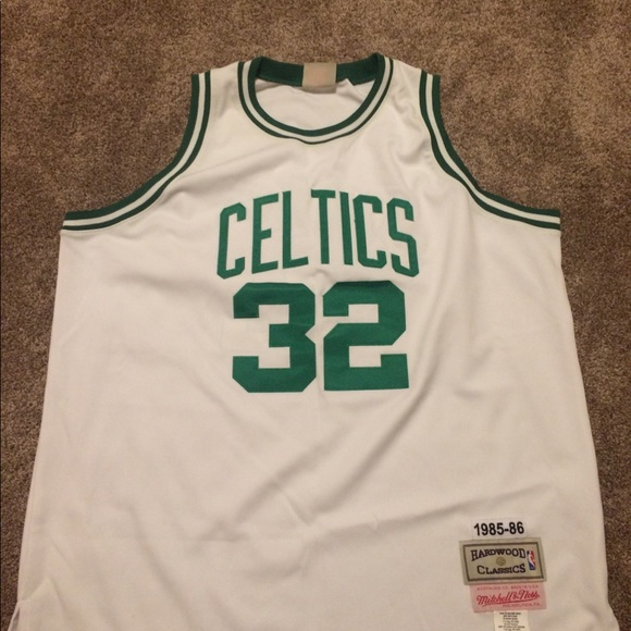 finest selection e8326 8aa9d Throwback Jersey Kevin McHale Jersey